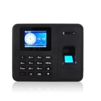 Fingerprint-Time-Attendance-System-with-Backup-Power